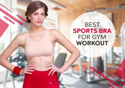 Best Sports Bra For Gym Workout | Vstar