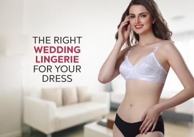 Right Wedding Lingerie for Your Dress | Vstar