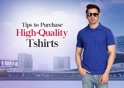 Tips to Purchase High Quality Tshirts | Vstar