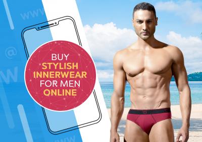 Buy Stylish Innerwear for Men Online