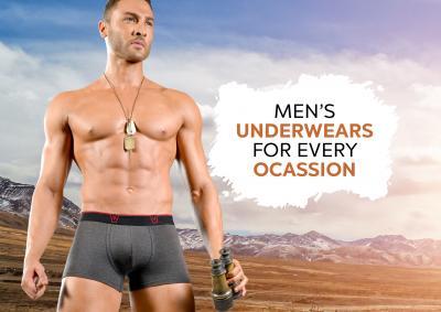 Men's Underwears For Every Ocassion | Vstar