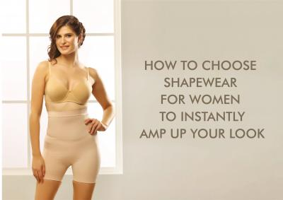 How to choose shapewear for women to instantly amp up your look