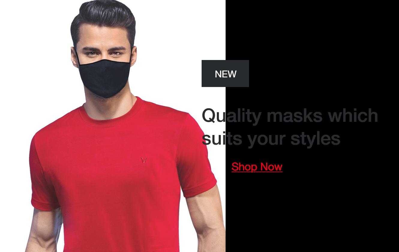 fask mask - v star